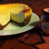 Cheesecake vanille-tonka