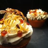 Cupcakes amande-noisette